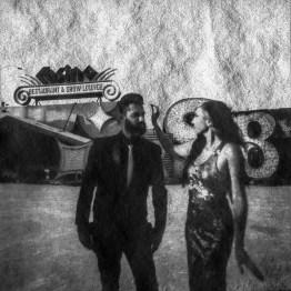 washi film 120 unique engagement photos by artistic photographer nicole caldwell las vegas boneyard 01