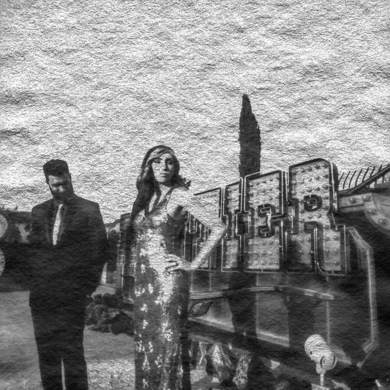 washi film 120 unique engagement photos by artistic photographer nicole caldwell las vegas boneyard 03