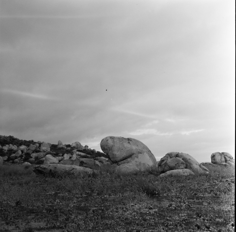 canyon lake rocks of the inland empire hasselblad film photo by nicole caldwell 15