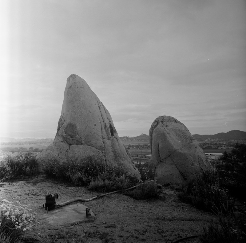 canyon lake rocks of the inland empire hasselblad film photo by nicole caldwell 21