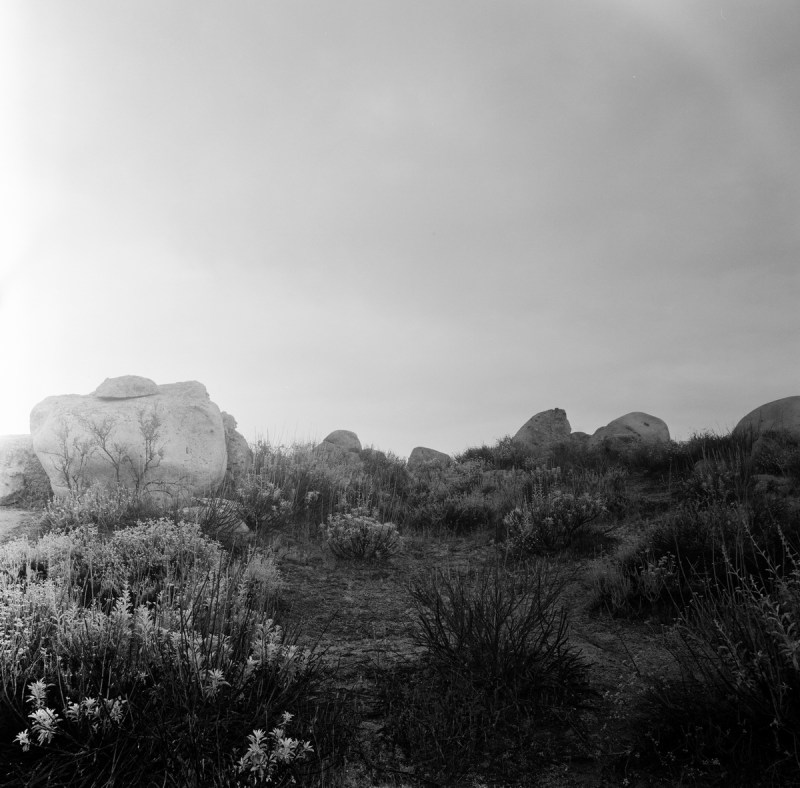 canyon lake rocks of the inland empire hasselblad film photo by nicole caldwell 25