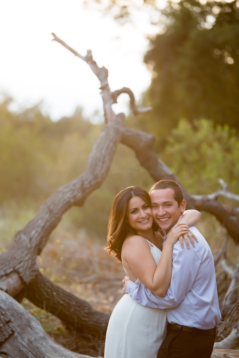 engagement photos by nicole caldwell irvine regional park 07