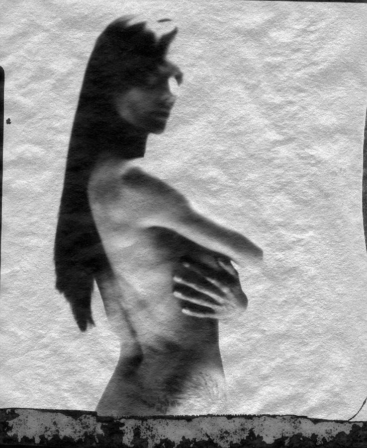 washi film 4x5 tattooed model by nicle caldwell 2