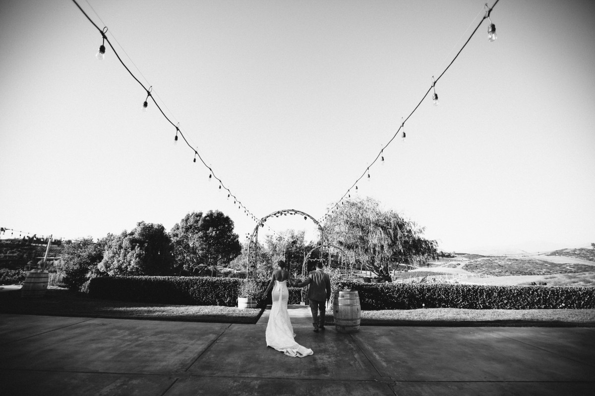 artistic temecula wedding photographer churon winery