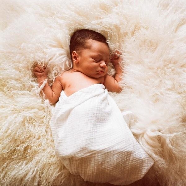 los angeles film photographer newborn