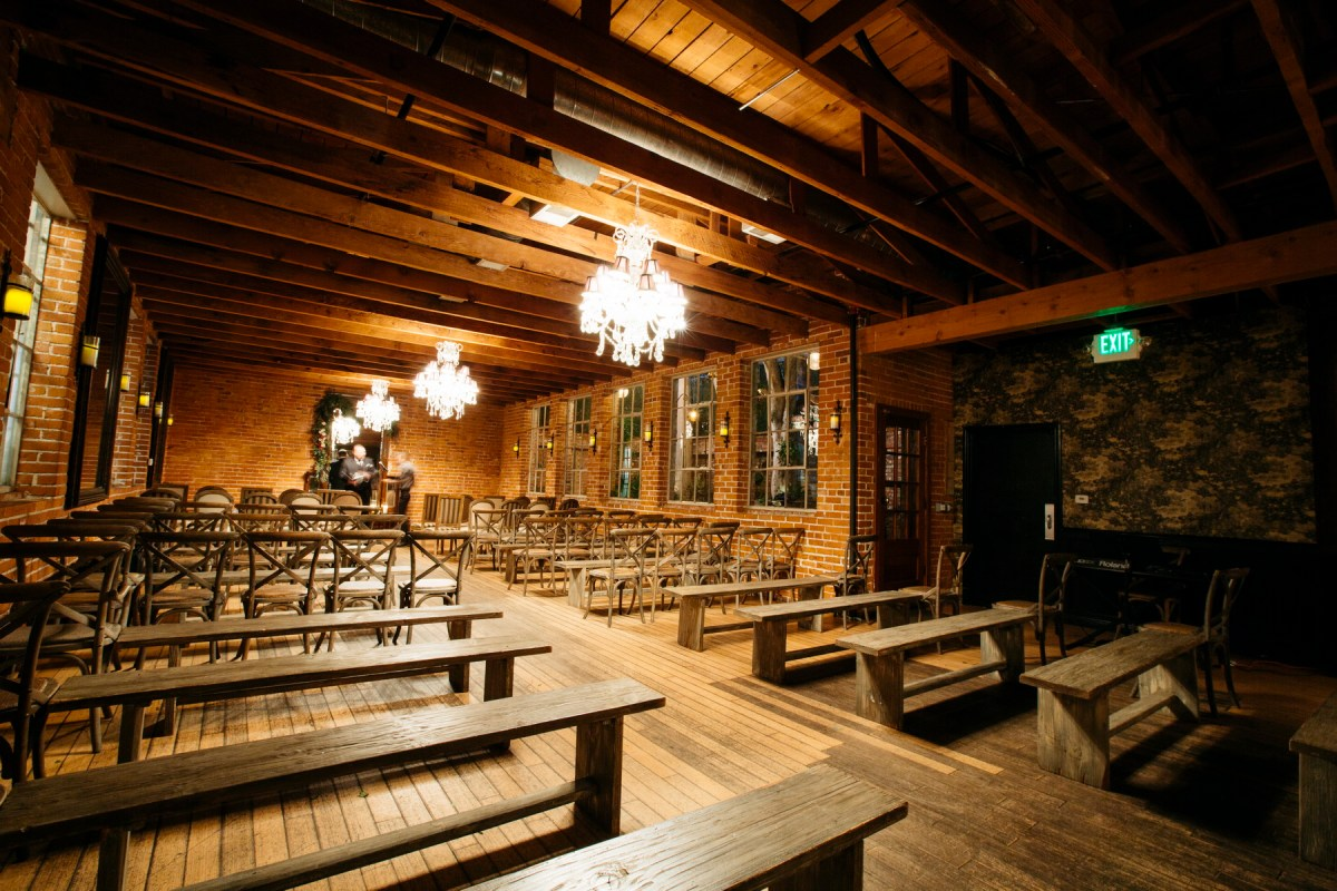 carondelet house wedding ceremony