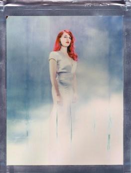 photography studio 8x10 film color polaroid impossible film
