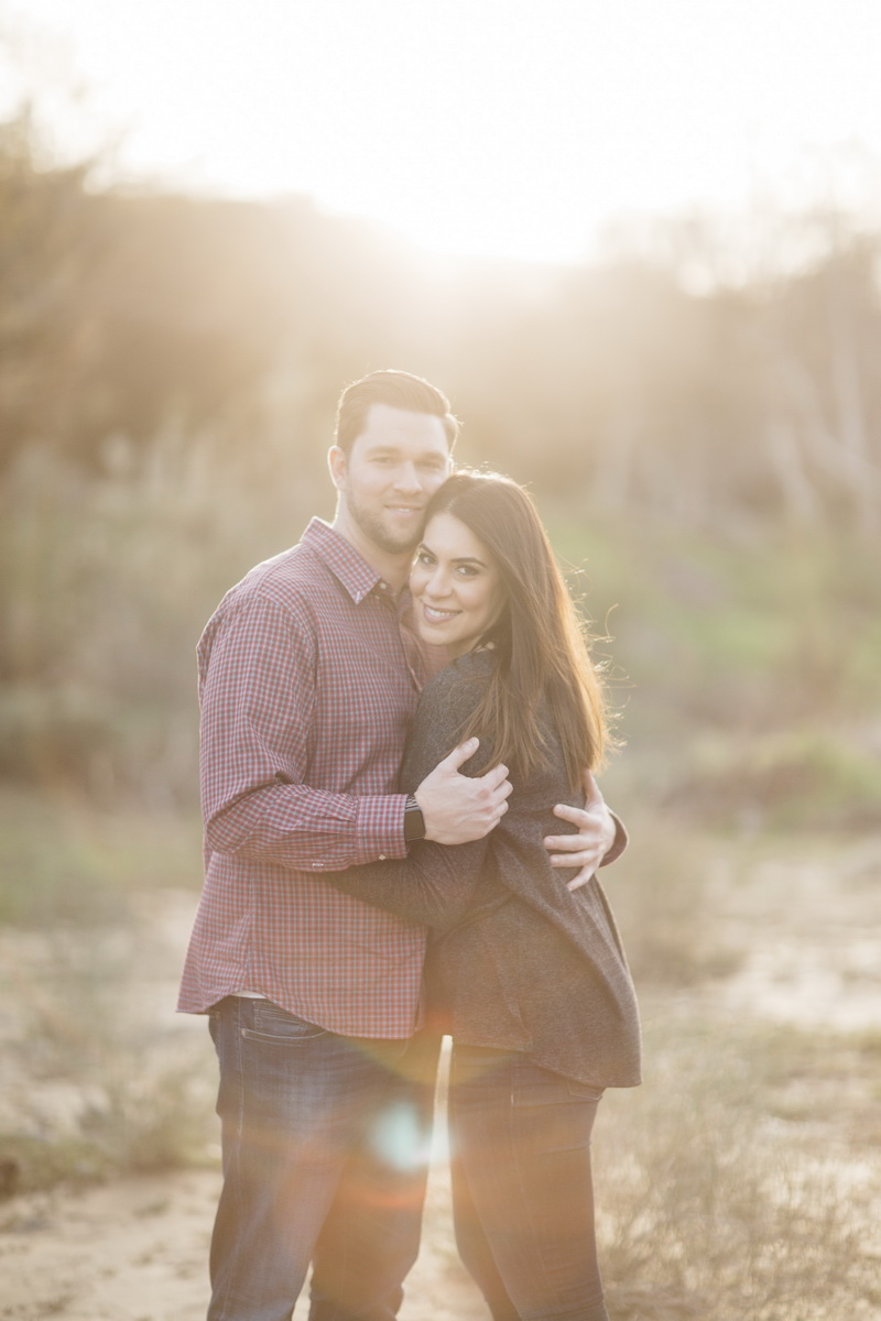 orange county engagement photographer park