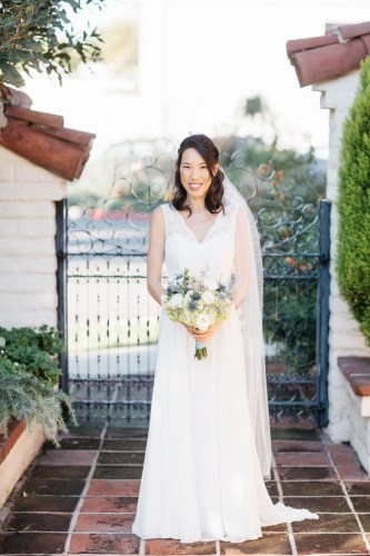 sherman gardens wedding photographer corona del mar bride