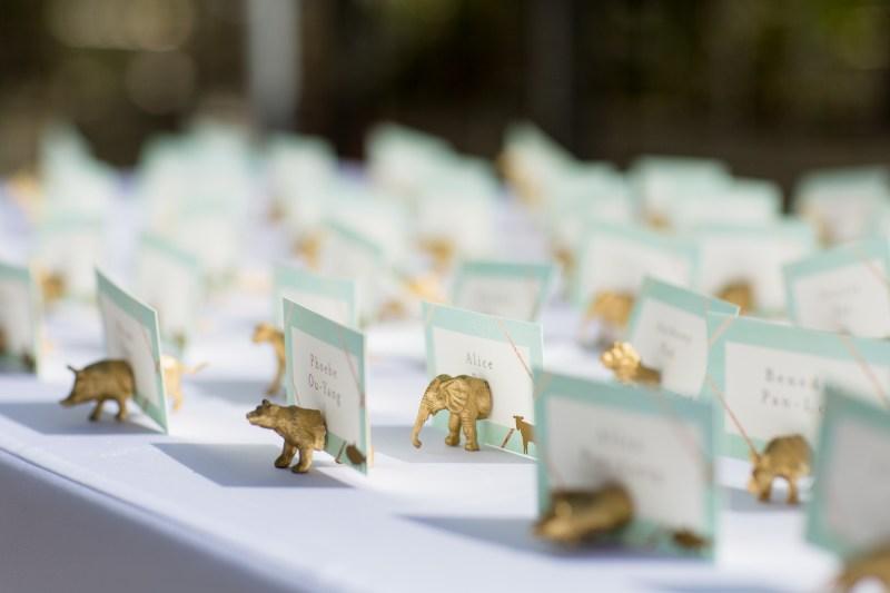 seven degrees wedding laguna beach photographer nicole caldwell table placecards