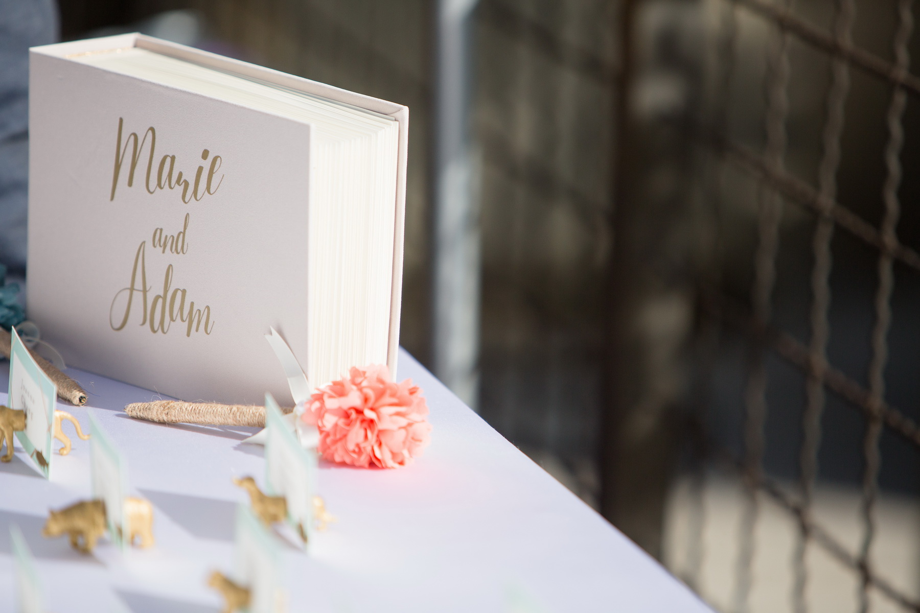 seven degrees wedding laguna beach photographer nicole caldwell guest book ideas