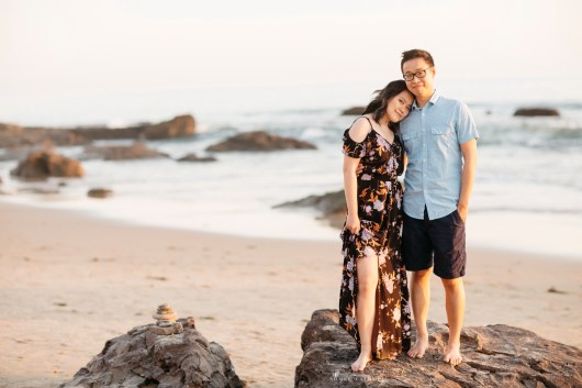 laguna beach engagement photos crystal cove photographer nicole caldwell 02