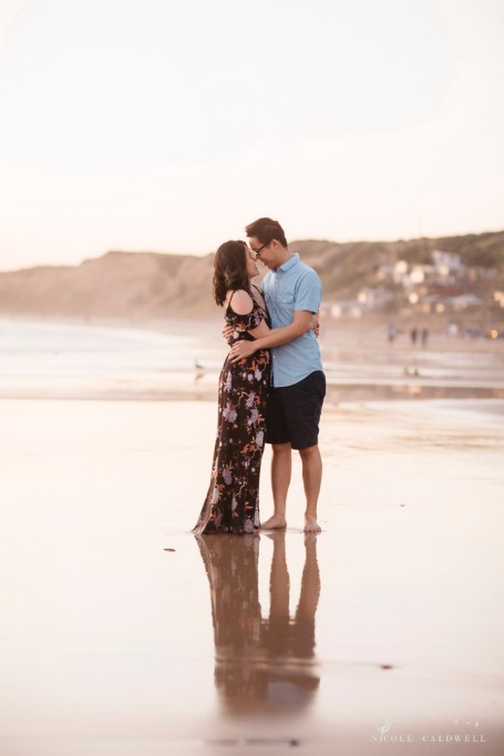 laguna beach engagement photos crystal cove photographer nicole caldwell 15