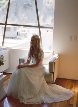 seven degrees wedding photographer nicole caldwell who uses film cinestill bride