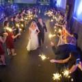 sparkler farewell laguna beach wedding venue seven degrees photographer nicole caldwell