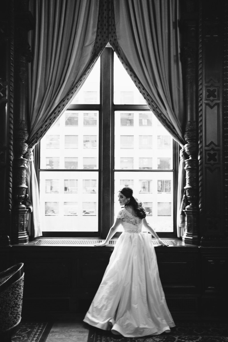 downtown los angeles rooftop wedding jonathan club