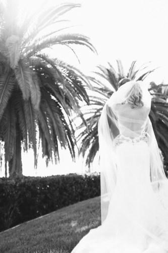 bride and groom wedding bel air bay club wedding palos verdes