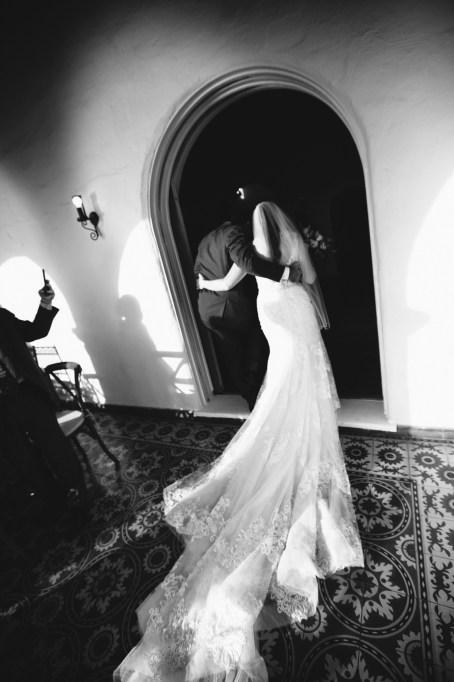 casa romantica san clemente wedding photographer artistic ceremony
