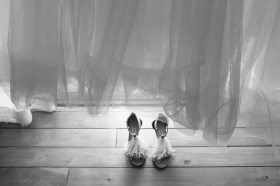 bridal shoes jummiy Choo Monarch beach resort wedding photographer nicole caldwell