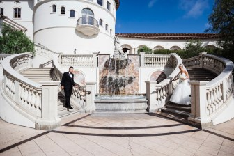 bride and groom Monarch beach resort wedding photographer nicole caldwell