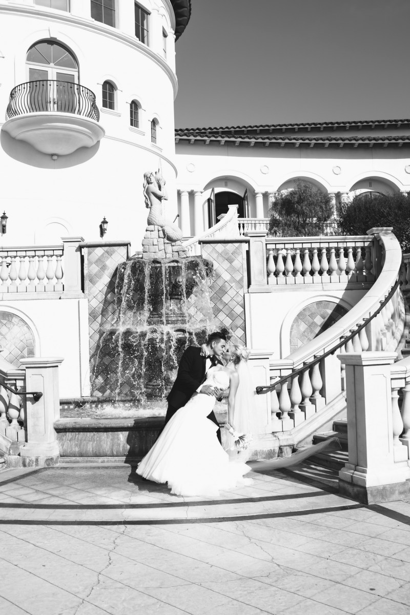 dip Monarch beach resort wedding photographer nicole caldwell