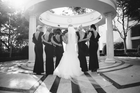 bridemaids Monarch beach resort wedding photographer nicole caldwell