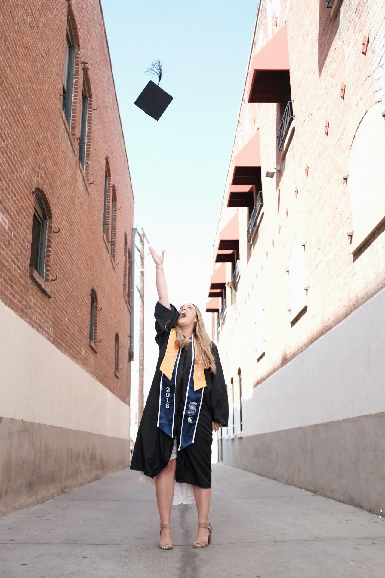 graduation photos orange county by nicole caldwell studio 13