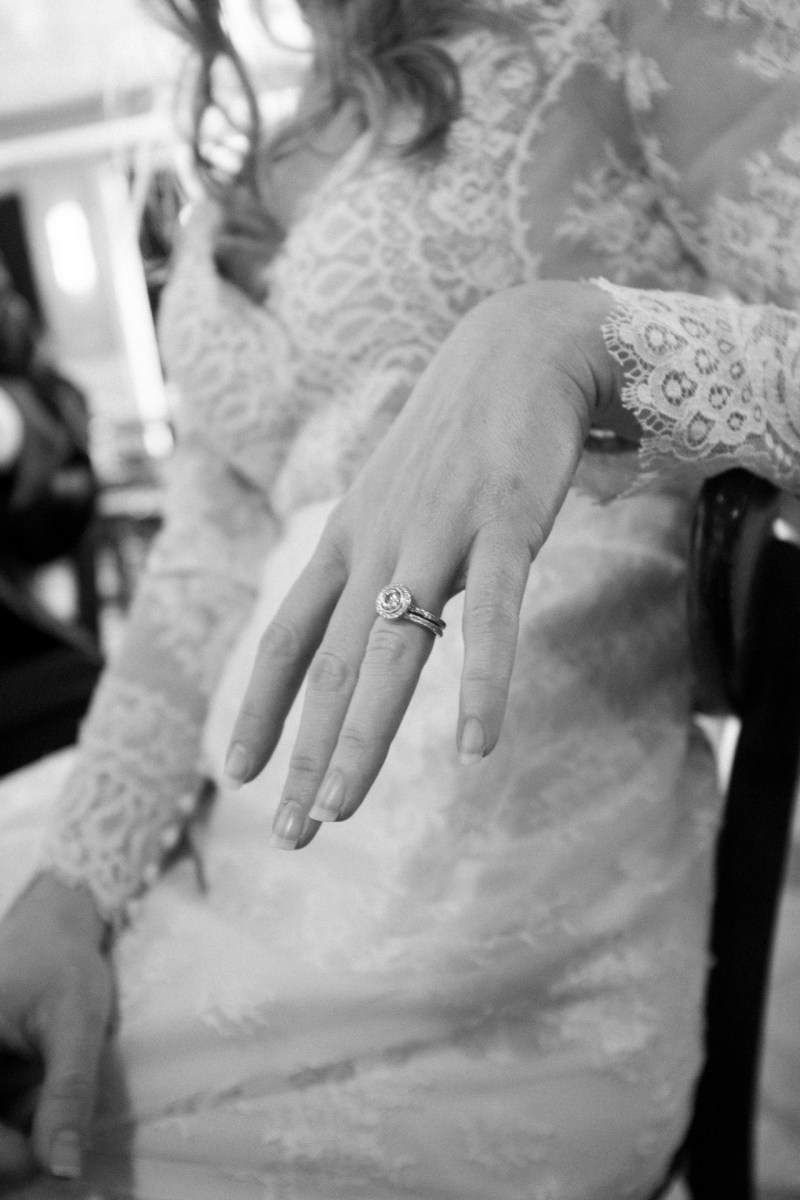 bride ring detail washington dc wedding and elopement by nicole caldwell