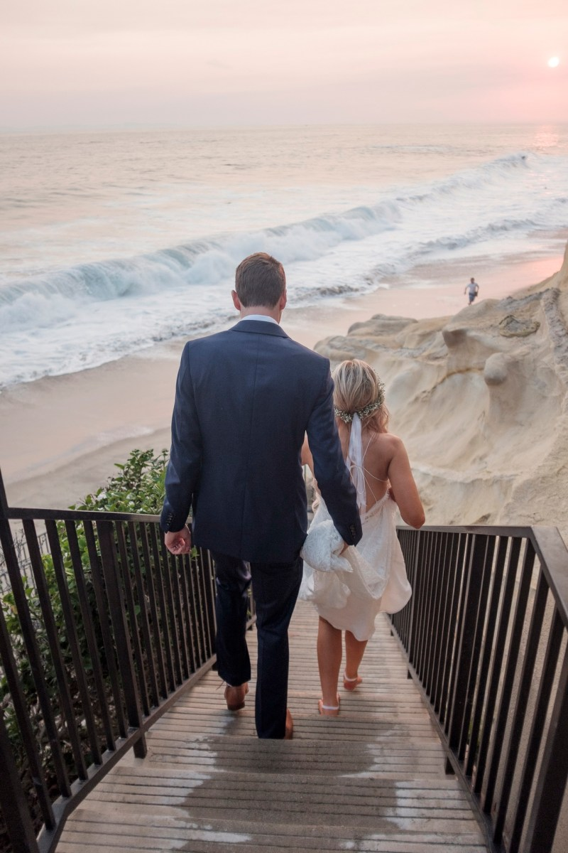 surf and sadn resort weddings laguna beach intimate by nicole caldwell 51