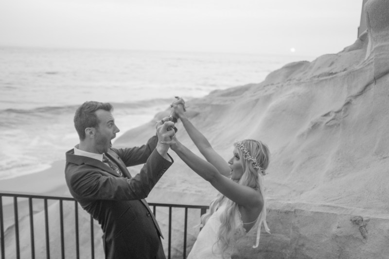 surf and sadn resort weddings laguna beach intimate by nicole caldwell 74