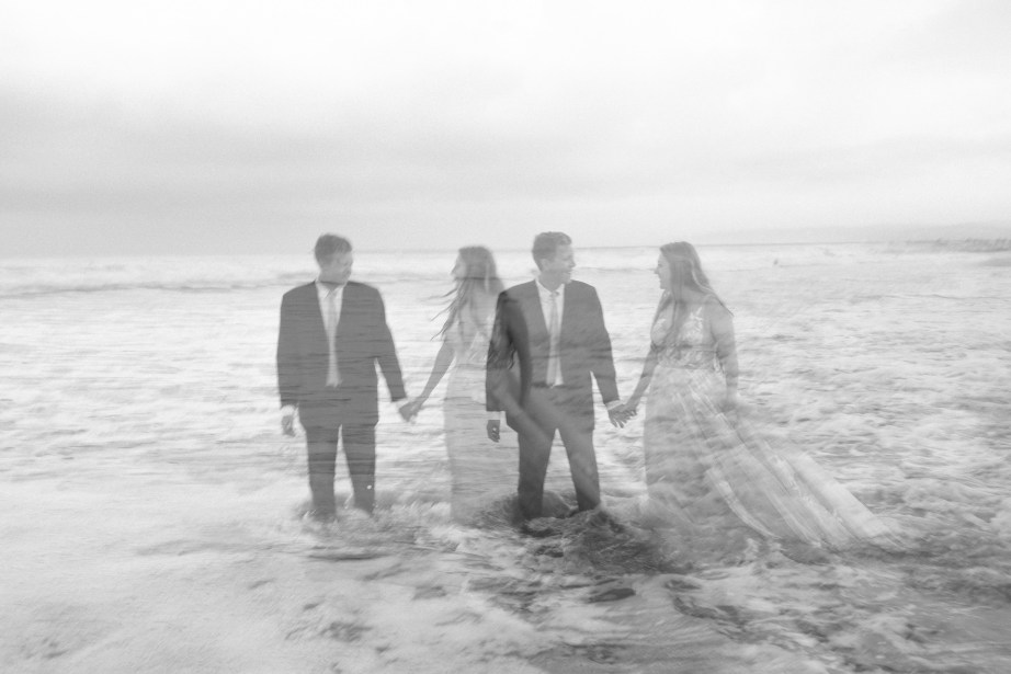 san diego wedding photographer nicole caldwell trash the dress ocean beach pier 01