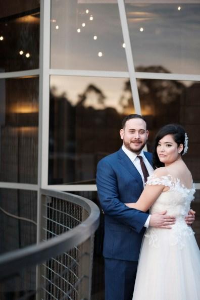 bride and groom seven degrees wedding photographer laguna beach