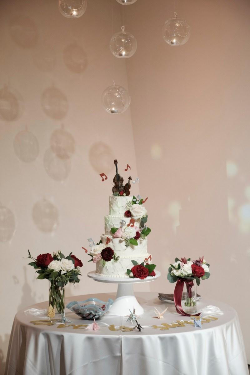 cake seven degrees wedding photographer laguna beach