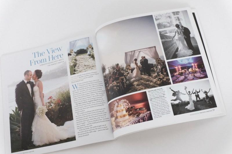 top published wedding photographer nicole caldwell rotz carlton weddings laguna beach