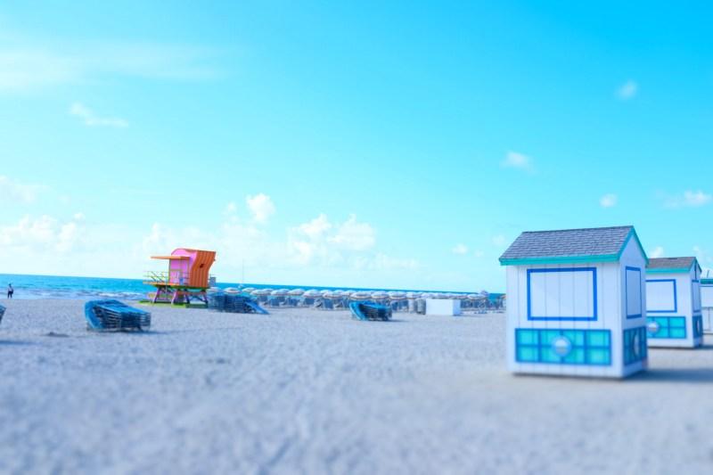 south beach miami postcard nicole caldwell 04