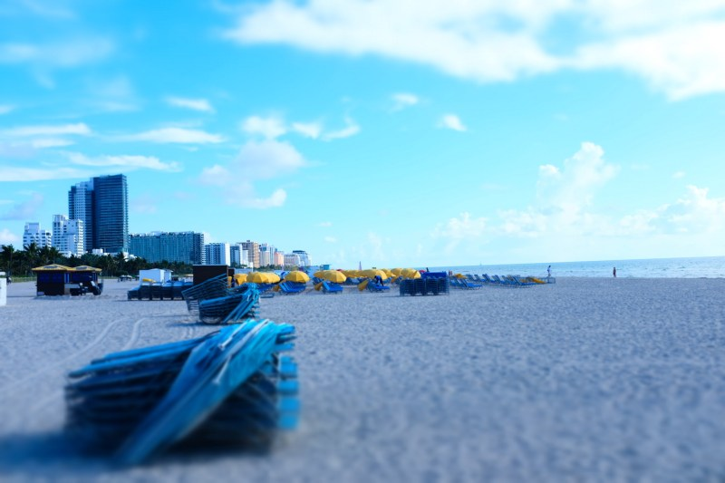south beach miami postcard nicole caldwell 05