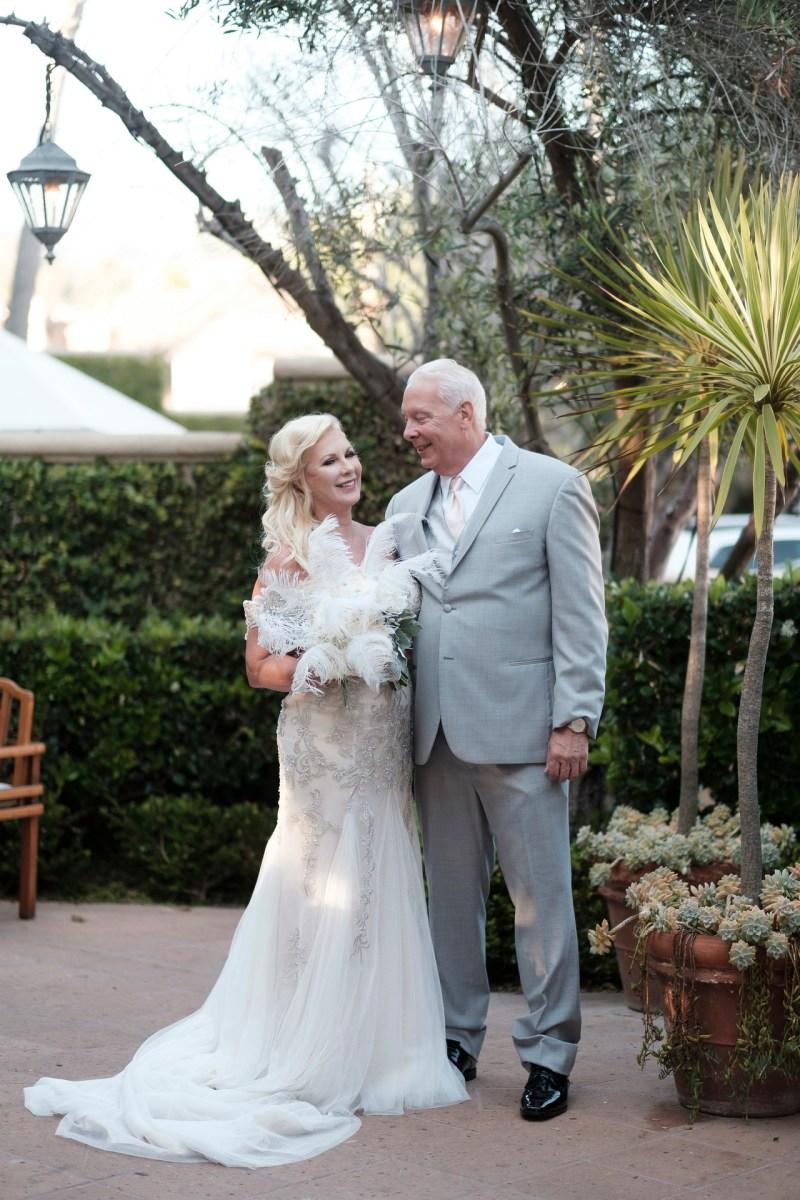 intimate second wedding Surf and Sand REsort Nicole Caldwell 07