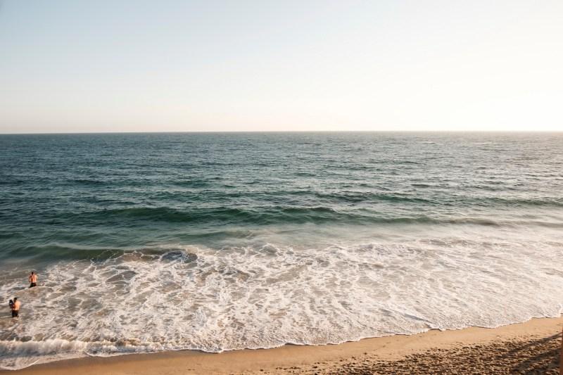 intimate second wedding Surf and Sand REsort Nicole Caldwell 13