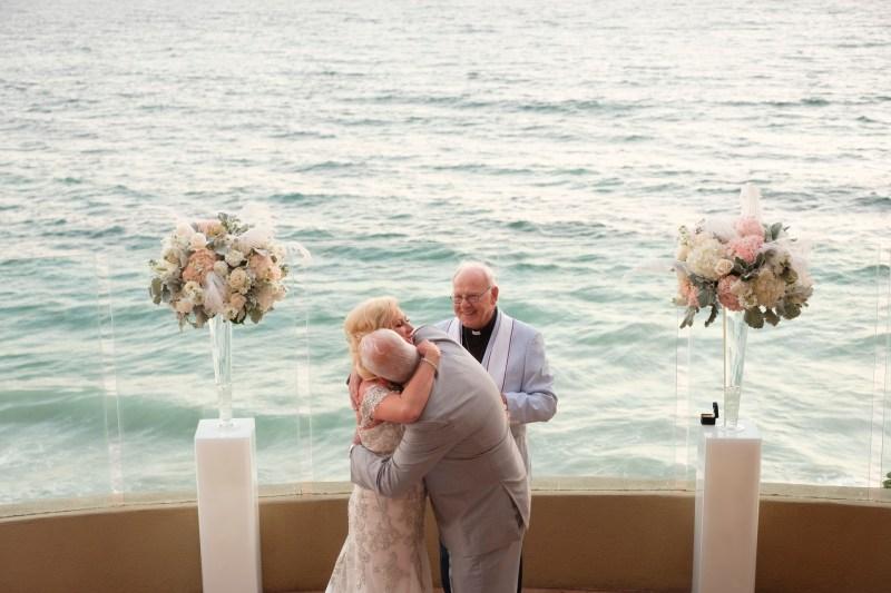 intimate second wedding Surf and Sand REsort Nicole Caldwell 19