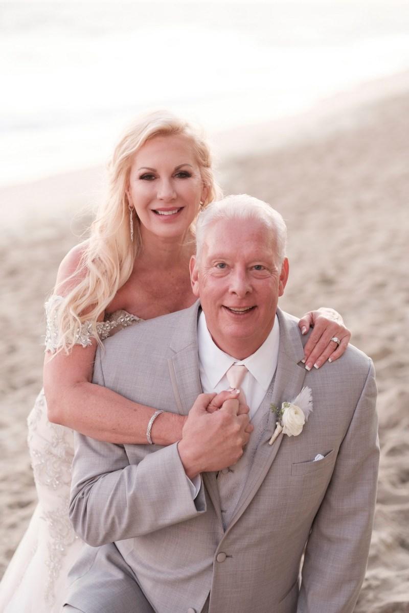 intimate second wedding Surf and Sand REsort Nicole Caldwell 27