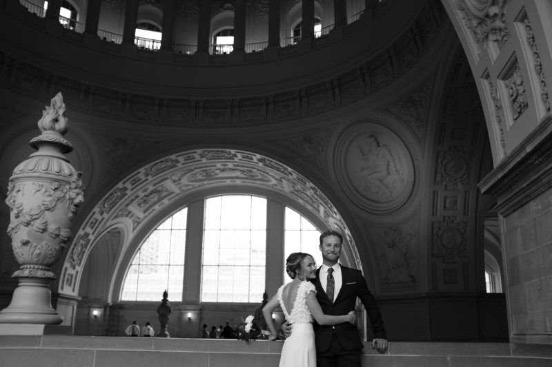 San Francisco city hall wedding nicole caldwell photography 010