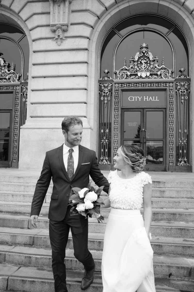 San Francisco city hall wedding nicole caldwell photography 016