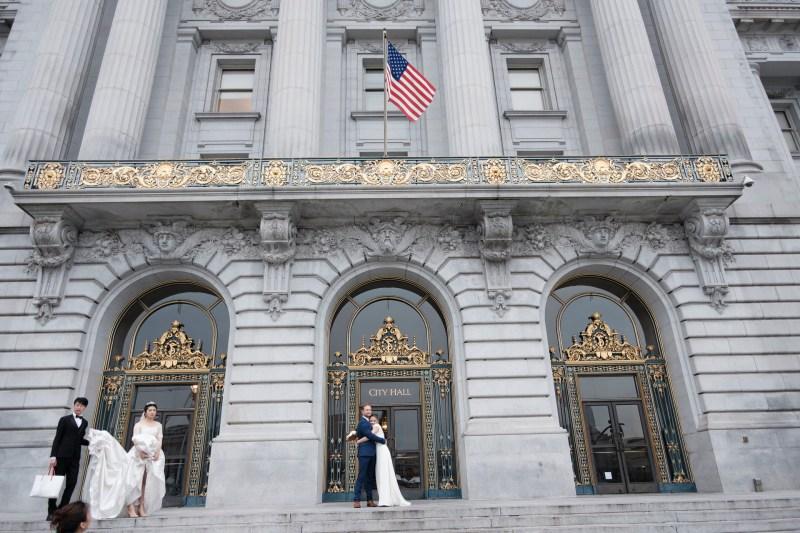 San Francisco city hall wedding nicole caldwell photography 017