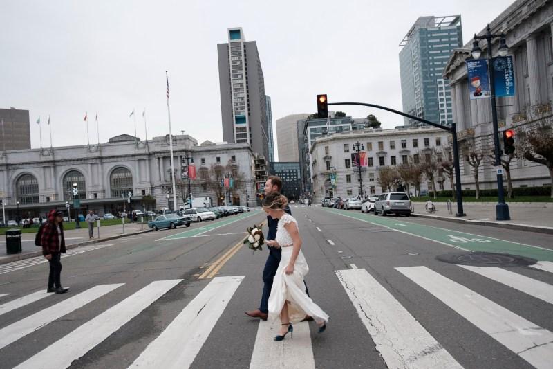 San Francisco city hall wedding nicole caldwell photography 018