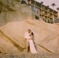 film wedding elopement laguna beach photographer nicole caldwell 08 surf and sand resort