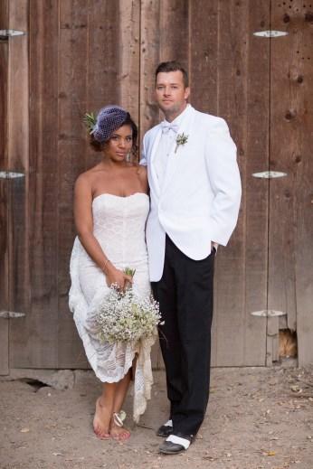 temecula creek inn weddings stonehouse ceremony bride and groom shed