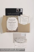 vibiana wedding invites by minted