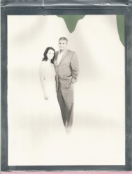 8 x 10 polaroid impossible project film by artist Nicole Caldwell 16