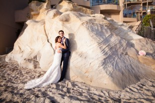 lagune beach weddings surf and sand resort by nicole caldwell 29