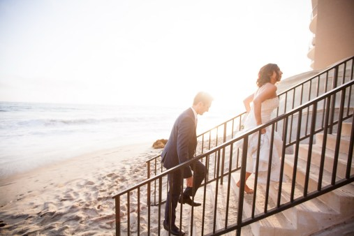 lagune beach weddings surf and sand resort by nicole caldwell 33